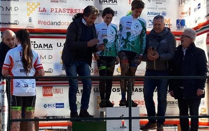 Esordienti, comaschi in bianco Ma il Trofeo Lombardia è ok