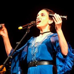 La Memoria nella voce di Noa:  a Lugano più di un concerto