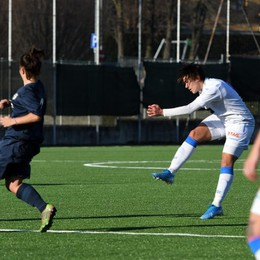 L'Acf Como stavolta ne fa sette Pellegrinelli show, tre gol in 14'