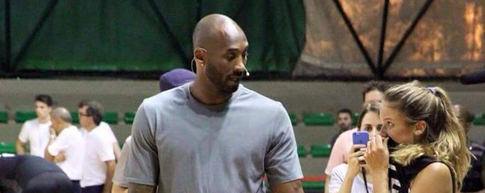 Lo sport sotto choc  Morto Kobe Bryant