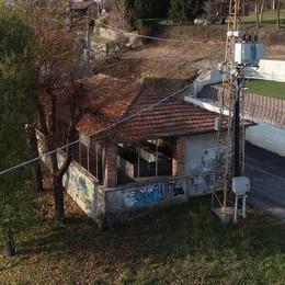 Olgiate, l'ex lavatoio da salvare Il Comune: «Servono 30 mila euro»