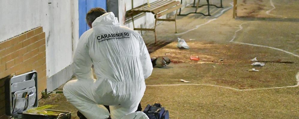 Omicidio per gli spruzzi d'acqua  Condannato a 14 anni