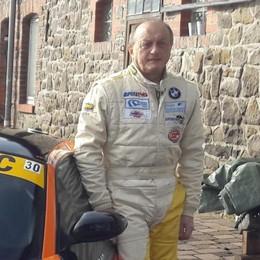 Simoncini in gara a 63 anni Con la voglia di un tempo