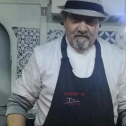 """Addio Pino, morto a 65 anni  Era il """"mago"""" dello street food"""