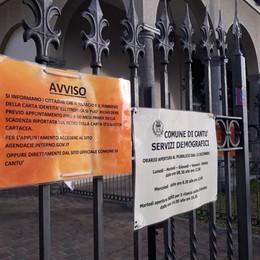 Cantù sposa il decreto Salvini  Residenza negata a due stranieri