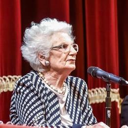 Como, Liliana Segre  è cittadina onoraria