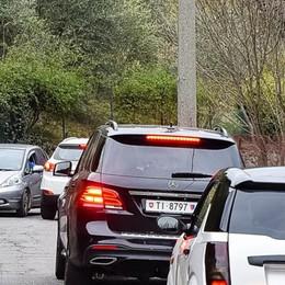 Contromano in Valfresca, 41 multati  E in via Per San Fermo rimossa la frana