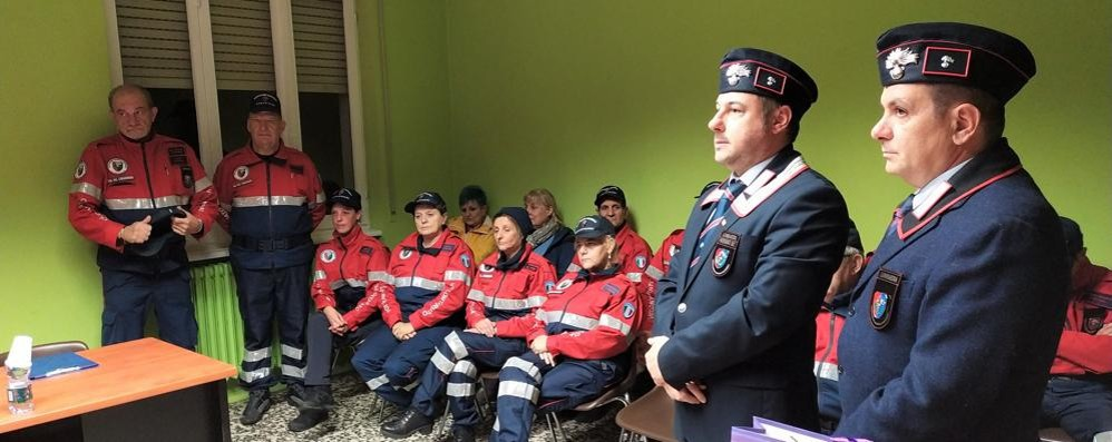 Senza sosta le pattuglie contro i ladri  Cantù, raddoppiano i servizi dei volontari