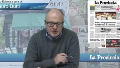 VideoEdicola prima pagina del 2 febbraio 2020