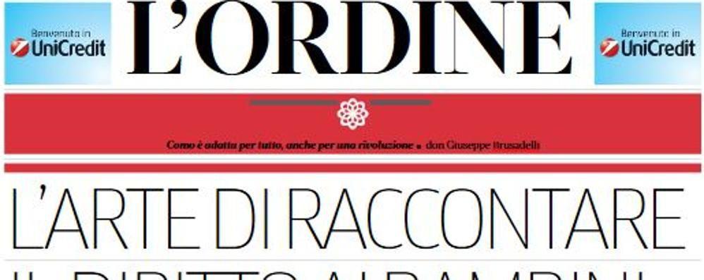 """L'Ordine: la """"riviera di Como""""  rinasce con le api"""