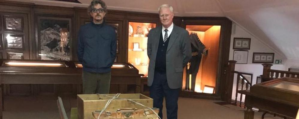 «Perché Guido Monzino  amava Villa Balbianello»