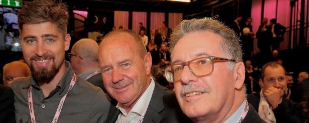 Il Premio Torriani al Ghisallo Andrà a Sagan, Linus e Stagi