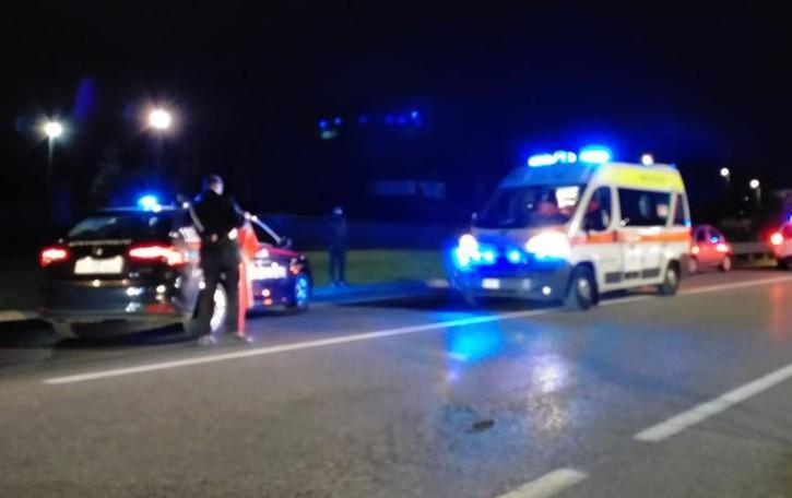 Inverigo: cade in moto  Ferito un ragazzo di 23 anni