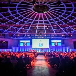 Countdown di TED  L'evento comasco  con von der Leyen