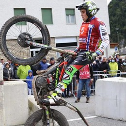 Gandola felice con il podio tricolore Ma Poncia lo è di più: una doppietta