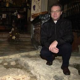 Nuovo parroco a Olgiate  È don Flavio Crosta