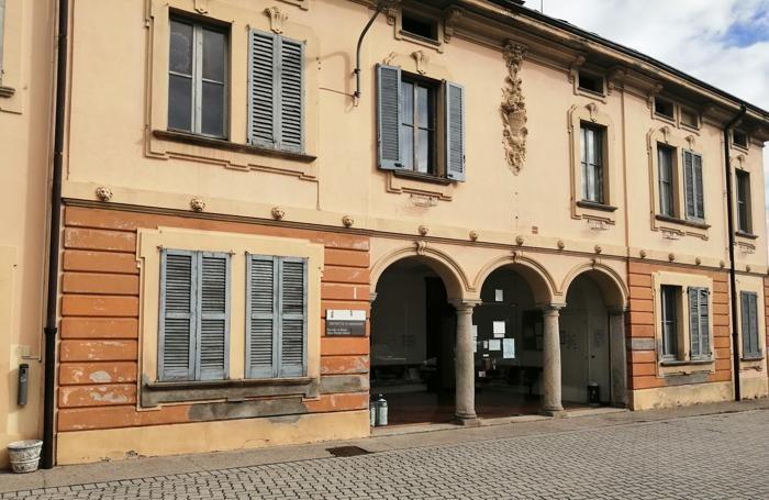 Villa Somaini a San Fedele Intelvi