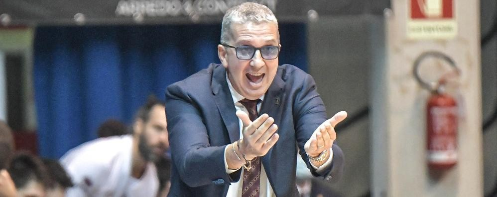 De Raffaele su Cantù-Venezia «Determinante la nostra difesa»
