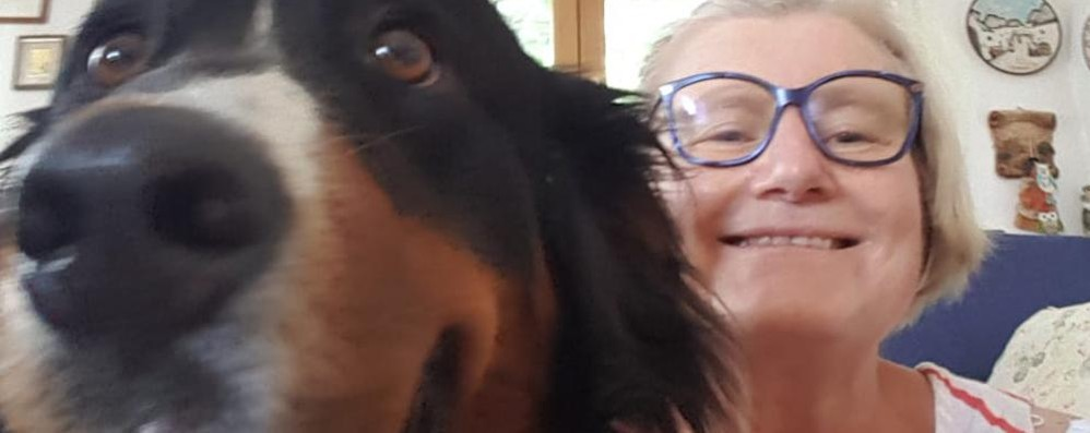 """Anche i """"Ros"""" dei cani  per ritrovare Lady"""