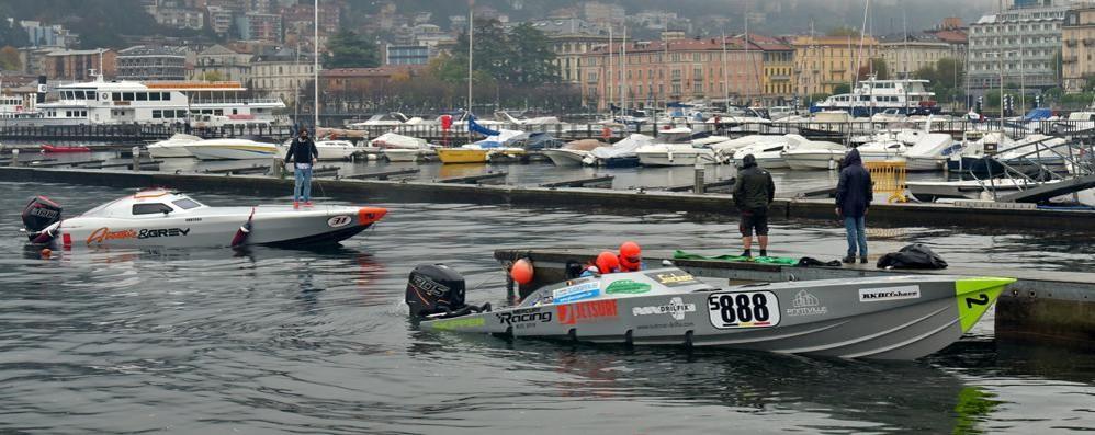 Centomiglia: oggi le prime due gare  Endurance e Offshore. Pericolo tronchi