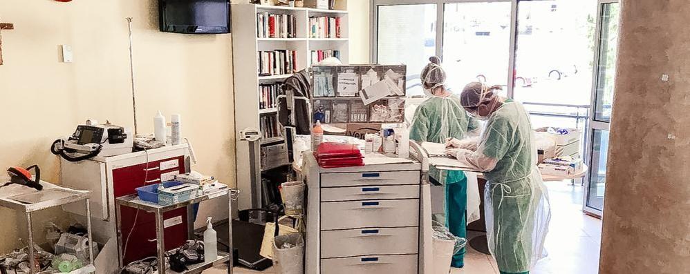 Como: assalto agli ospedali  Solo nel weekend altri 67 ricoverati