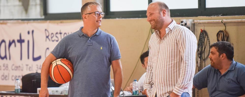 Della Fiori prolunga il contratto Starà con Cantù fino al 2023