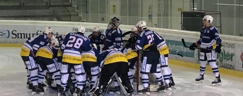 L'hockey si arrende?  Verso la sospensione