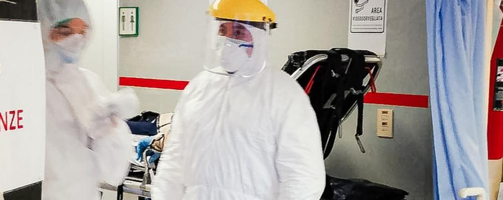 «Ho sconfitto il virus a novant'anni  Il mio grazie a medici e infermieri»
