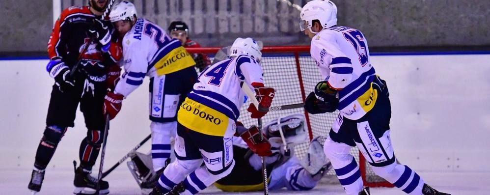 Il torneo di Hockey va avanti  Ma Como sabato non gioca
