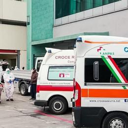 Ospedali comaschi al limite:   «Non venite se non davvero urgente»