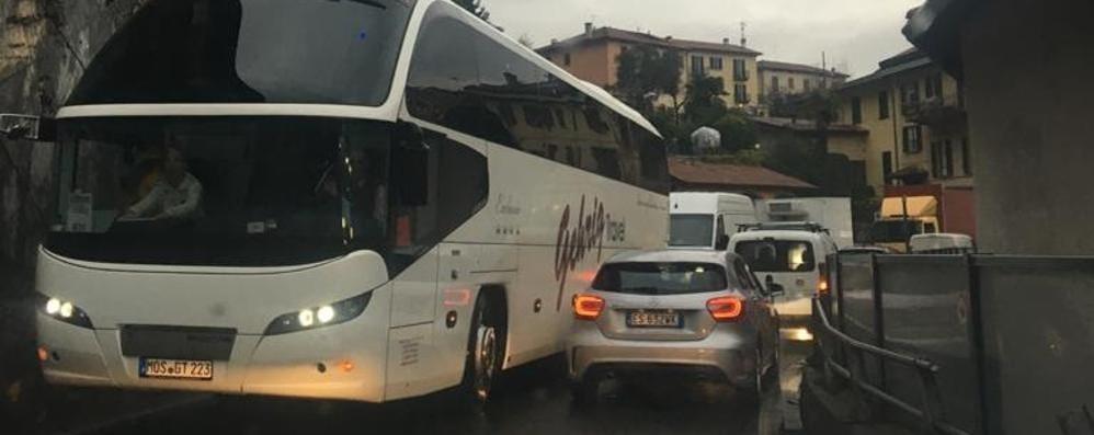 Tremezzina, il giorno della variante  Si appalta la strada da 469 milioni