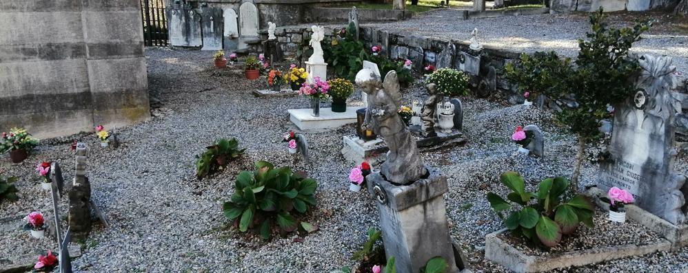 """I volontari del """"giardino degli Angeli""""  Un fiore e una preghiera per i piccoli"""
