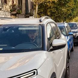 Como: lunghe code in autostrada  e sulle strade verso la Svizzera