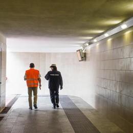Ragazzine molestate nel sottopasso  Dopo le segnalazioni più controlli