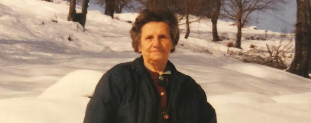 Lezzeno, addio a Giuliana Vaccani  Era la regina del San Primo