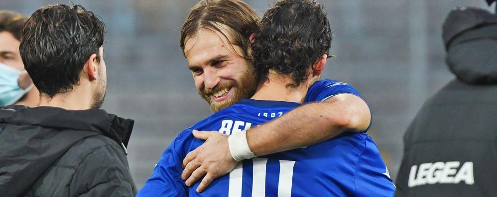Solini, un gol capolavoro  «Bello e importante»