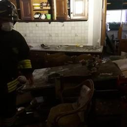 Tremezzina, fuga di gas in una cucina  Paura per il boato nella notte