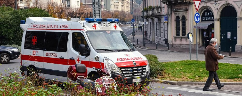A Como non è finita  Ieri 19 morti  e 948 nuovi positivi