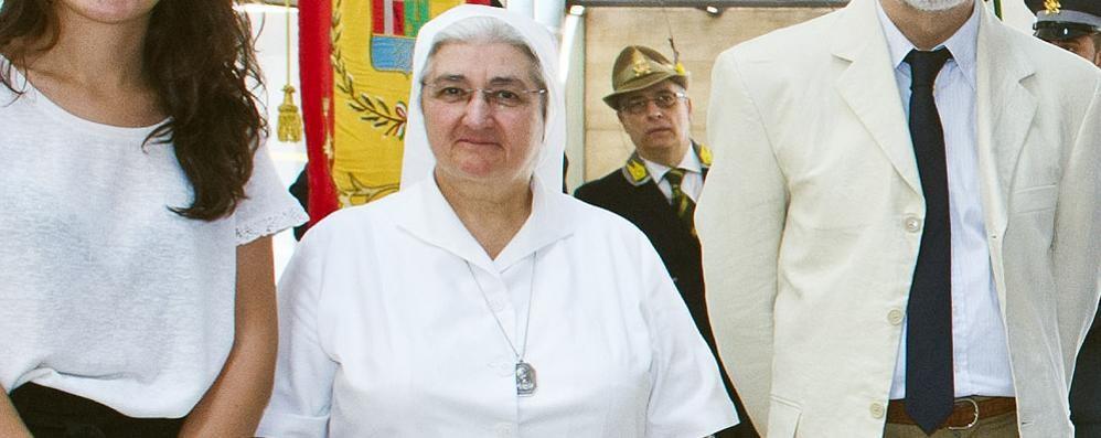 Addio a madre Maria Pina  Una vita per le Canossiane