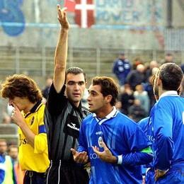 Como: sono passati vent'anni dal pugno di Ferrigno a Bertolotti