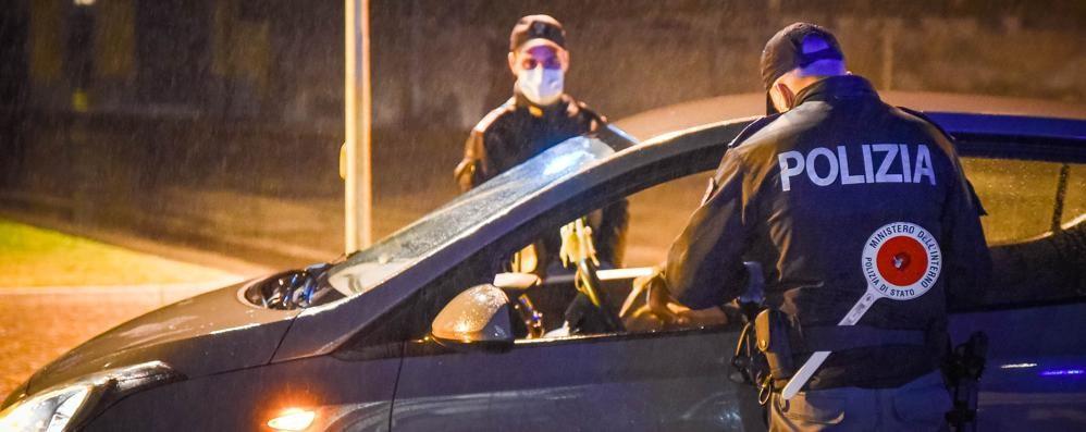 Guanzate, due arresti per droga  Spacciatori incastrati da un video