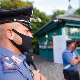 Moltrasio e Brunate, quarantena violata  Due persone denunciate dai carabinieri