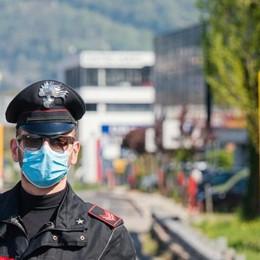 Rinforzi per il Covid  Ecco 20 carabinieri
