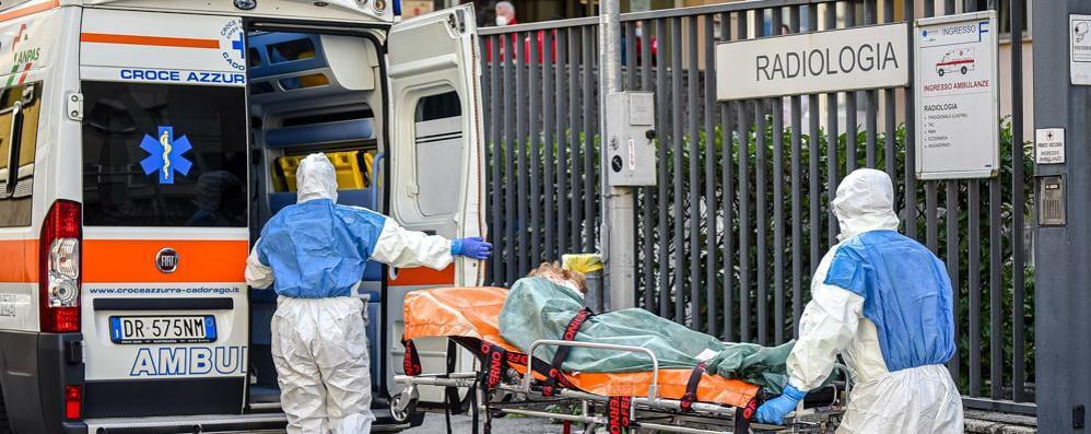 Como: altre 19 vittime  Ma i ricoveri sono in calo  e diminuiscono i contagi