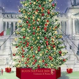 Due alberi per Roma e Milano  Sono entrambi made in Como