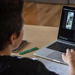 Lezioni on line: forse  riduzione già da dicembre
