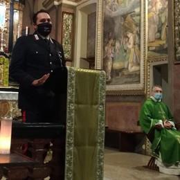 Dongo, i carabinieri tornano in chiesa  «Anziani, state attenti ai truffatori»