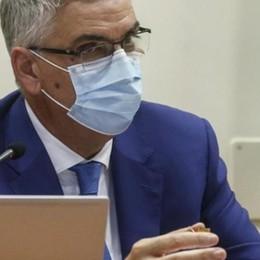 Iss: «Contagi, l'indice rallenta  Ma l'Italia resta a rischio»