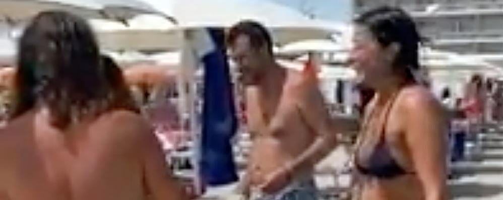 Proserpio, contestava Salvini  Ora è minacciata: «Ti aspetta l'acido»