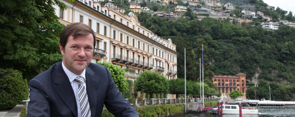 Villa d'Este, altro premio  «Nota positiva  in un anno così difficile»